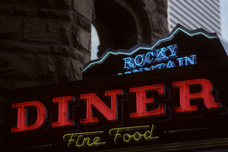 rocky mountain diner