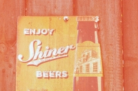enjoy shiner beers